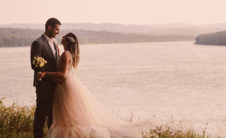 Wedding Couple Large Image