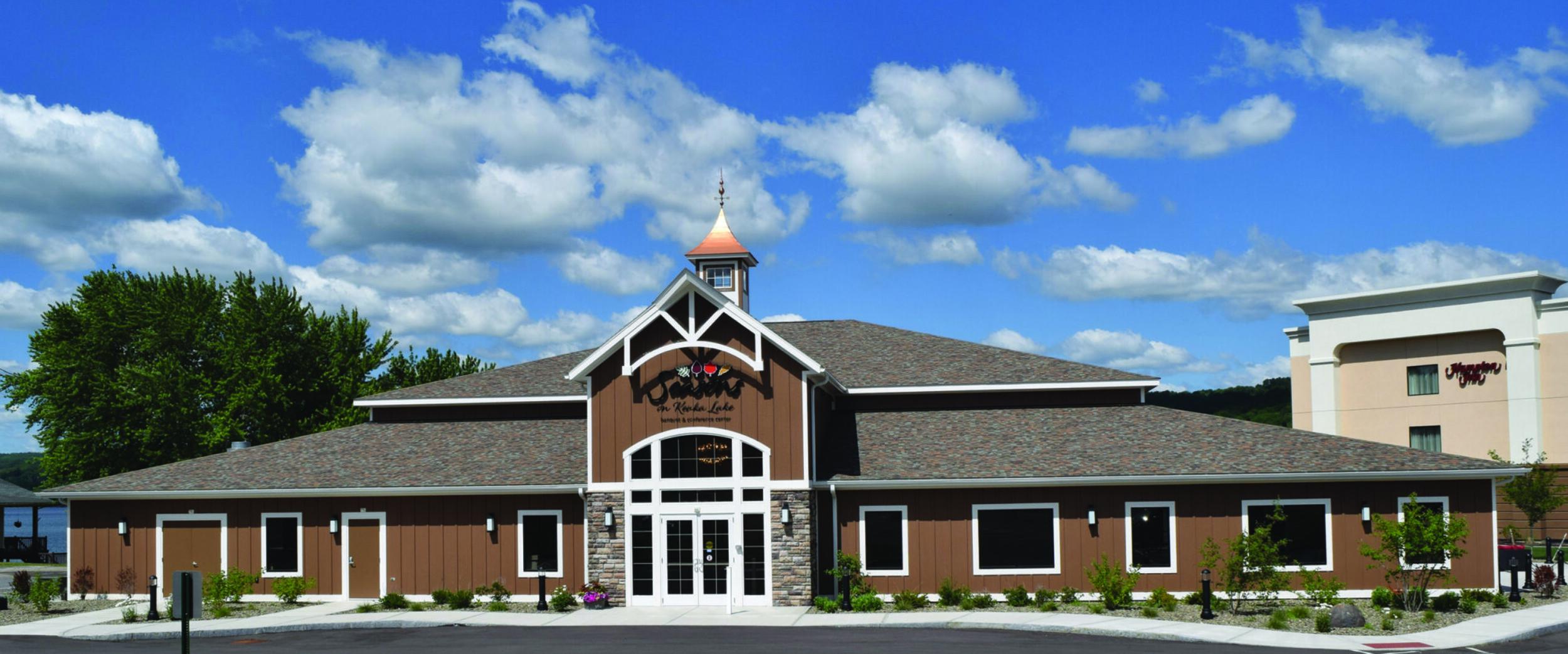 Seasons On Keuka Lake Banquet Conference Center Entrance